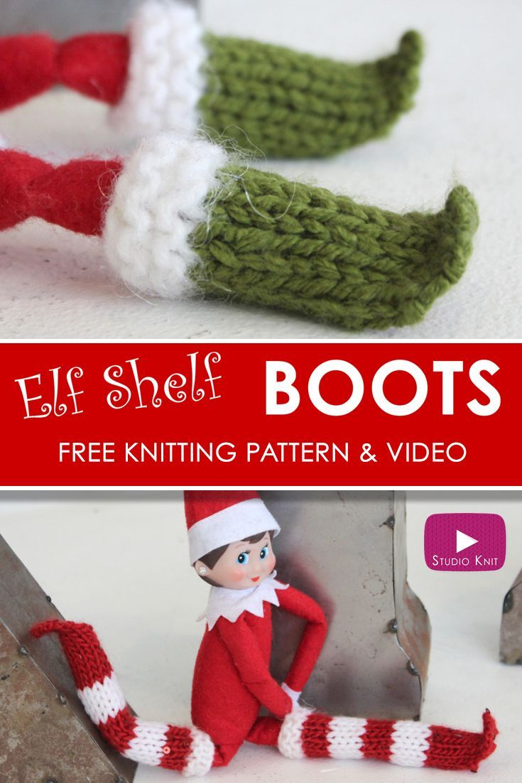 Knitting Pattern For Elf On The Shelf : 17 Best images about Knitting and Crochet on Pinterest Free pattern, I love...
