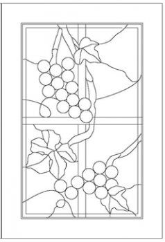 Stained glass patterns for free - Patterns 3