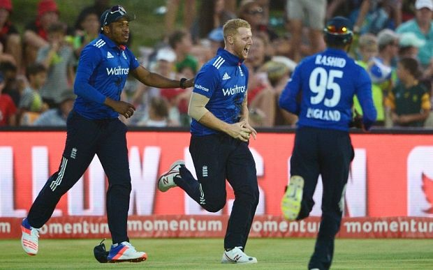 South Africa question legality of freakish Ben Stokes catch to dismiss AB de Villiers
