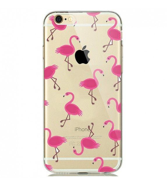 coque iphone 8 flamenco