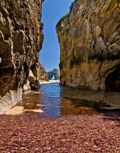 Playa de Canalina - Llanes