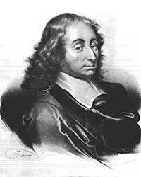 Siamo cosi' presuntuosi che ci piacerebbe essere noti in tutto il mondo, anche da persone che nasceranno solo quando saremo gia' morti. Ma la nostra vanita' e' tale che la buona opinione di una mezza dozzina di persone intorno a noi ci da' piacere e soddisfazione. (Blaise Pascal)