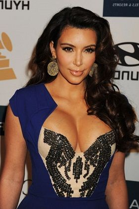Kim Kardashian Plastic Surgery Before And After Photos