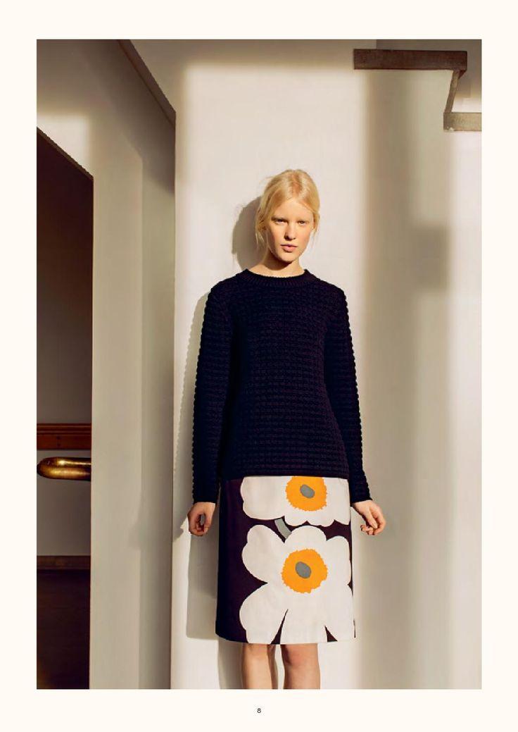 ISSUU - Marimekko 2015 Autumn Ready to Wear Lookbook by Marimekko