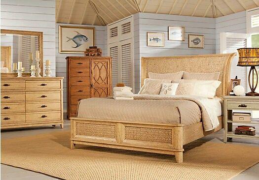cindy crawford seaside bedroom set cindy crawford home