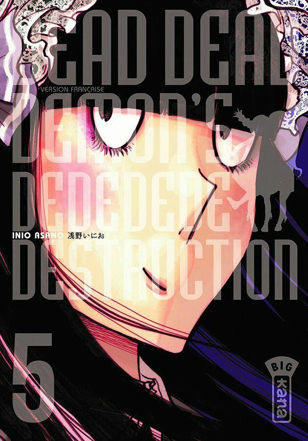 Dead dead demon's dededede destruction - 5 - Inio Asano