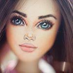 572 отметок «Нравится», 39 комментариев — Авторские куклы ручной работы (@violly_dolls) в Instagram: «❗❗❗продана ❗❗❗ Пока новая куколка проходит получасовой тест на прочность от моей 1,5годовалой…»