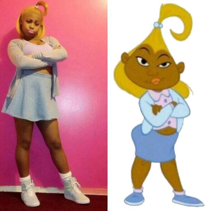 costume dijonay from proud family worn by unknown check out more cosplay and halloween halloween costume ideastumblr