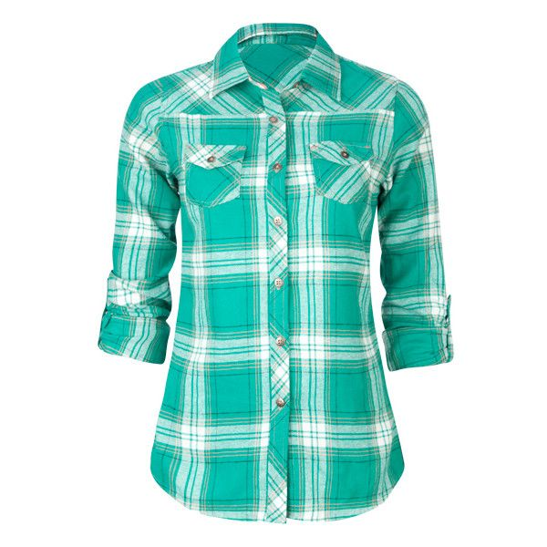 FULL TILT Boyfriend Womens Flannel Shirt ($13) ❤ liked on Polyvore featuring tops, blouses, shirts, blusas, blouses & shirts, women, boyfriend flannel shirt, long-sleeve shirt, blue long sleeve shirt and button front shirt