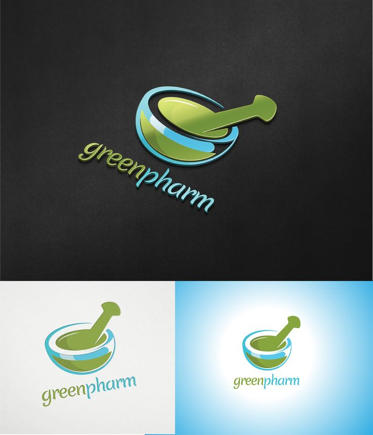 Logo sale! This logo is ideal for pharmacy, medical centers, wellness company, etc.