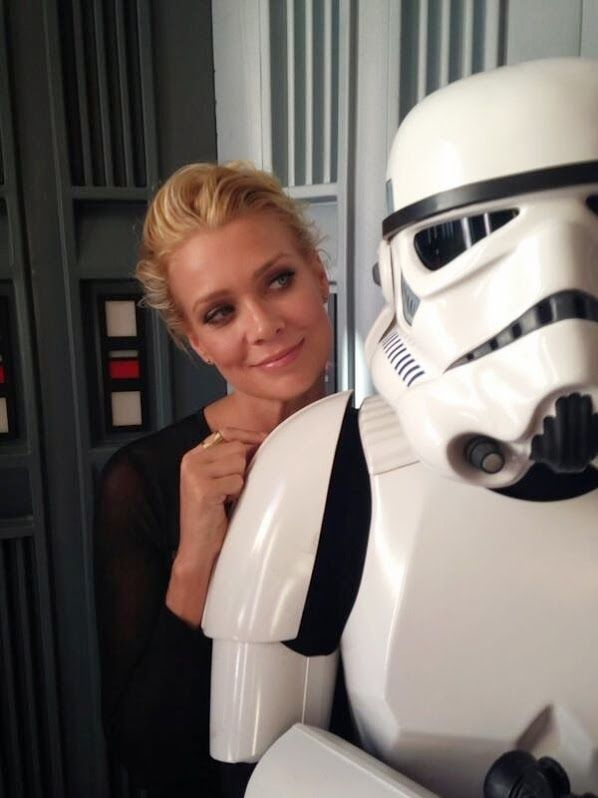 Andrea (Laurie Holden) #twd #starwars (With Images