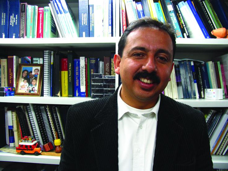 Investigador Edgar Eduardo Muñoz