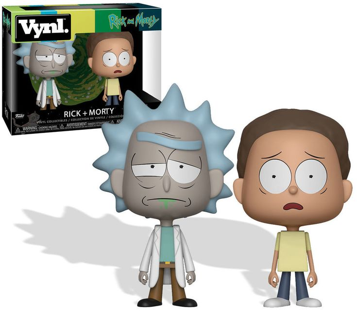 Funko Vynl. Rick And Morty - Rick + Morty (2 Pack) - New, Mint Condition.  https://www.ebay.com.au/itm/Funko-Vynl-Animation-Two-Pack-Rick-And-Morty-New-Mint-Condition-/232651853991  OR https://www.supportivepc.com  #Funko #RickAndMorty #Collectibles