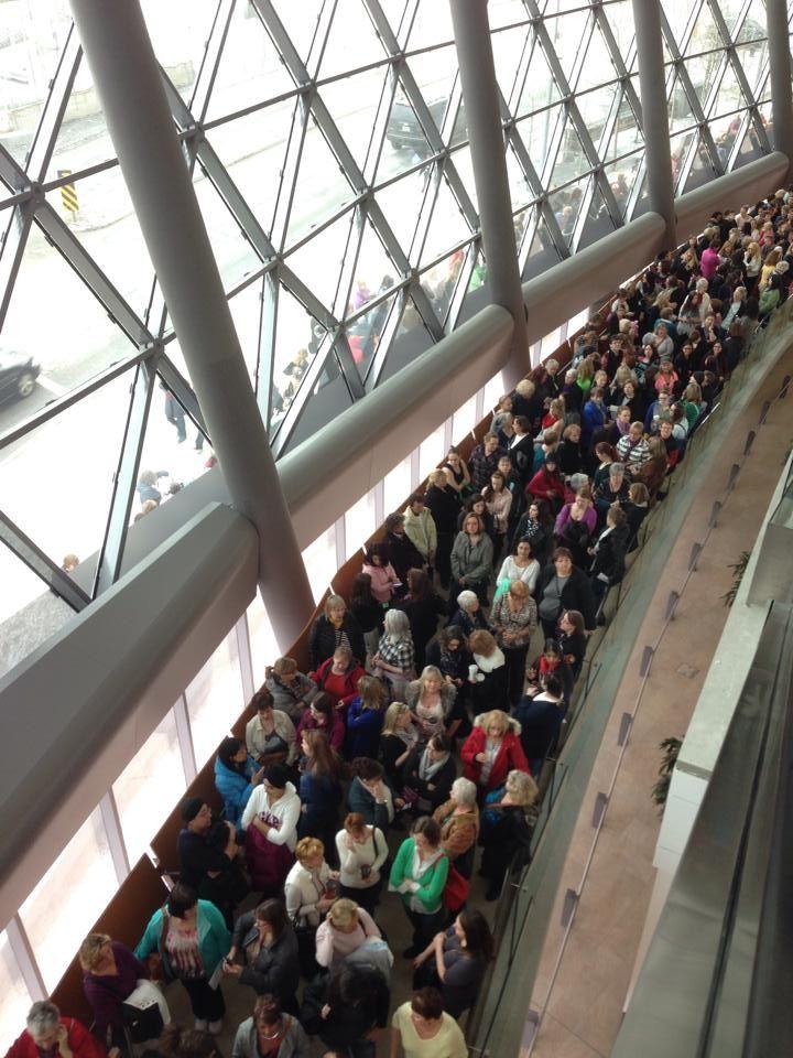 National Women's Show, Ottawa, ON | Tripp Photography