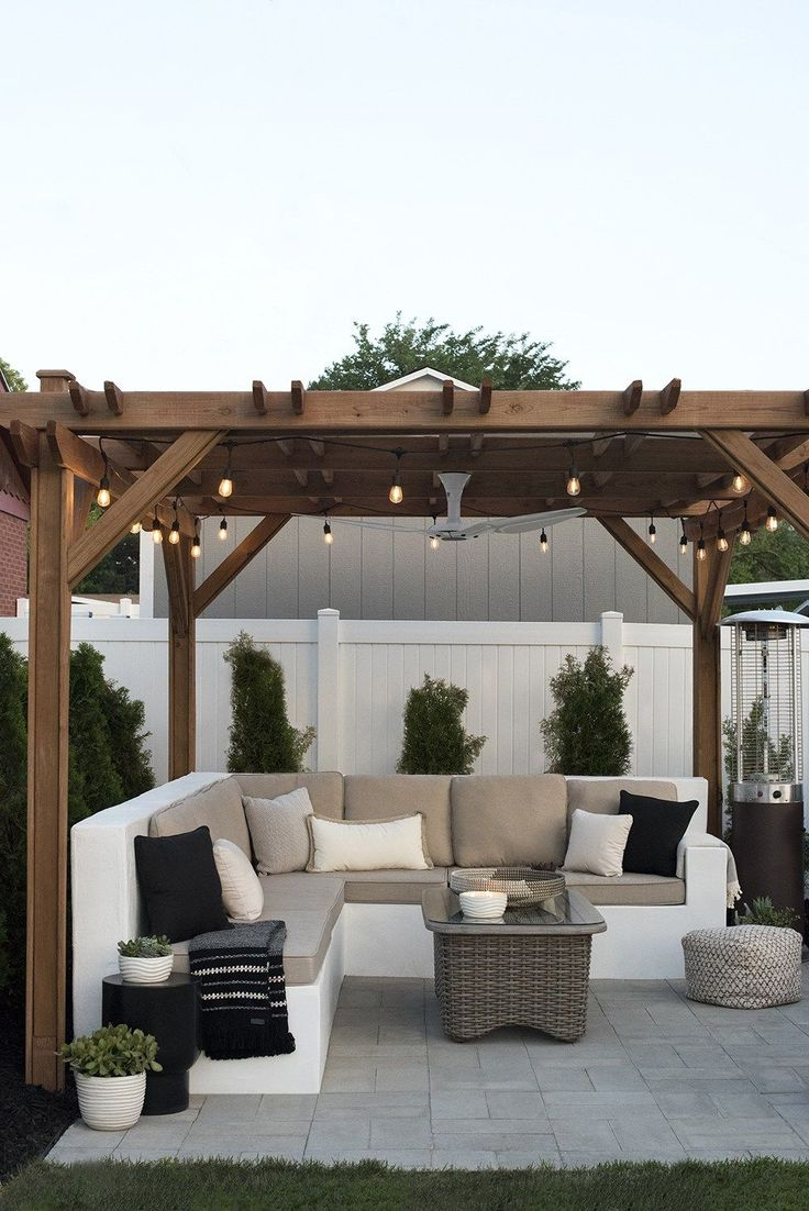 The Backyard : One Year Later – Room for Tuesday Blog