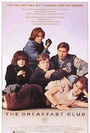 The Breakfast Club (1985) Five high school students, all different stereotypes, meet in detention, where they pour their hearts out to each other, and discover how they have a lot more in common than they thought.