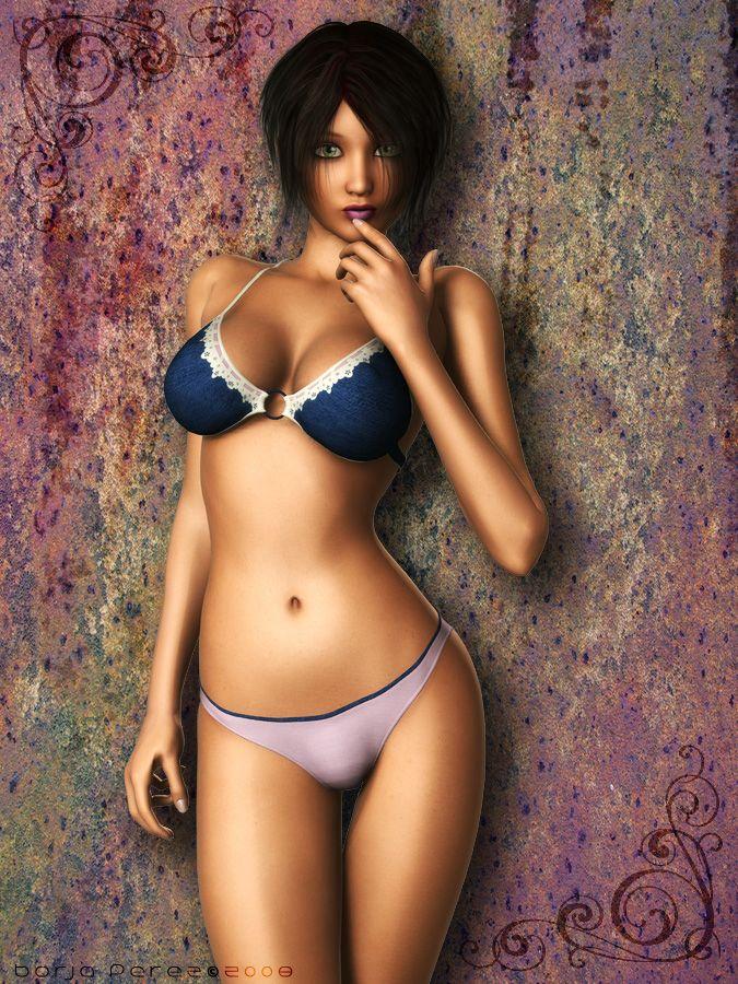 Affect3d secret of beauty stone lady 10