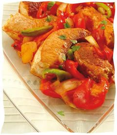Sephardic Spicy Fish in Red Sauce - Carb Free, Low Fat - Kosher ...