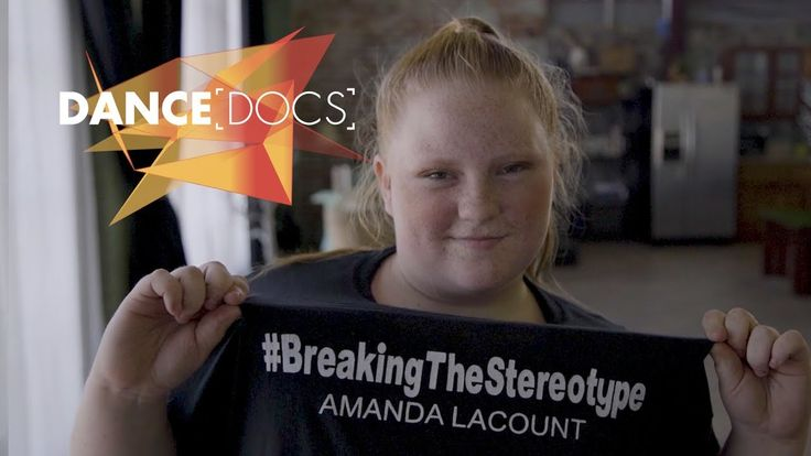 ANYBODY: Amanda LaCount Breaking The Body Stereotype   Dance Doc