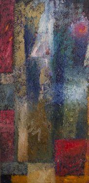 "Saatchi Art Artist romany steele; Painting, ""pos rel to sun"" #art"