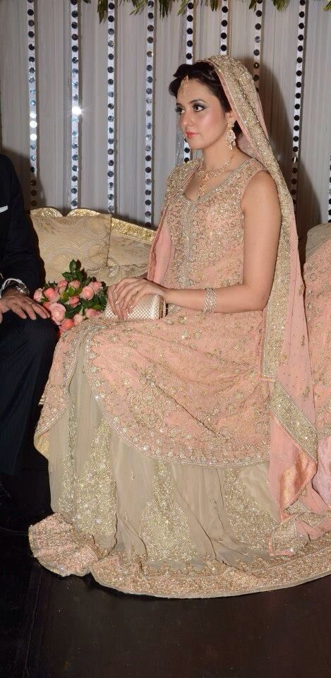 Pakistani wedding 2015 bridal dress