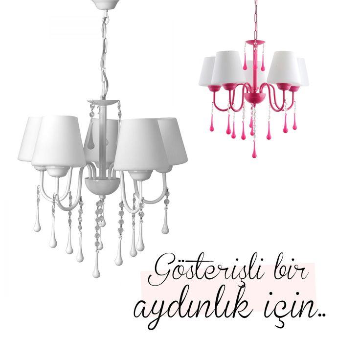 Gösterişli bir aydınlık için Nisa Luce kargo bedava fırsatı ile sadece 99.90 TL! #DekorazonCom >> http://www.dekorazon.com/kugu-boncuk-avize-kategorisi-1000?utm_source=Pinterest&utm_medium=post&utm_campaign=Nisa-Luce