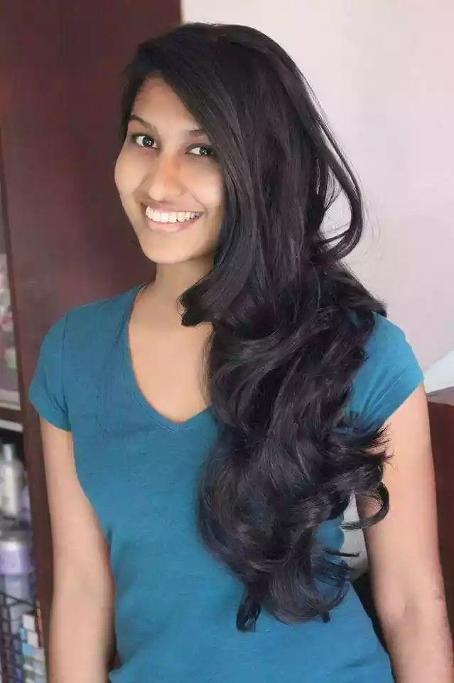 Indian Hairstyles Mesmerizing 88 Best Indian Hairstyles Images On Pinterest  Indian Beauty