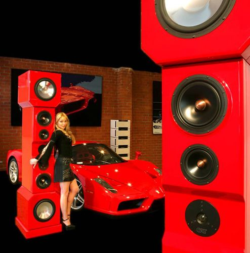 Speaker MBX 10.9s46 Top 10 Most Expensive Speakers In The