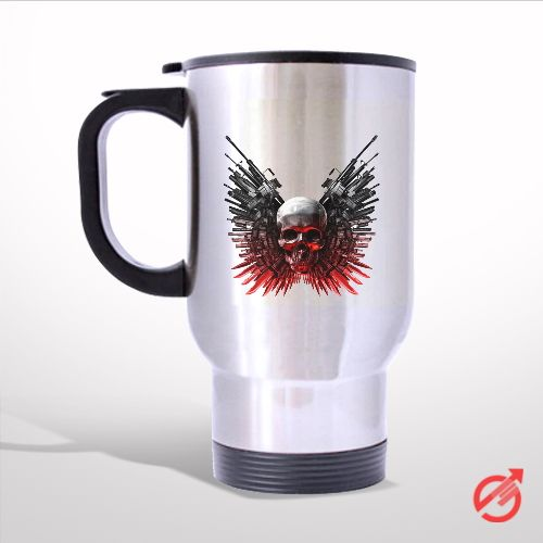 Expendables Travel Mug