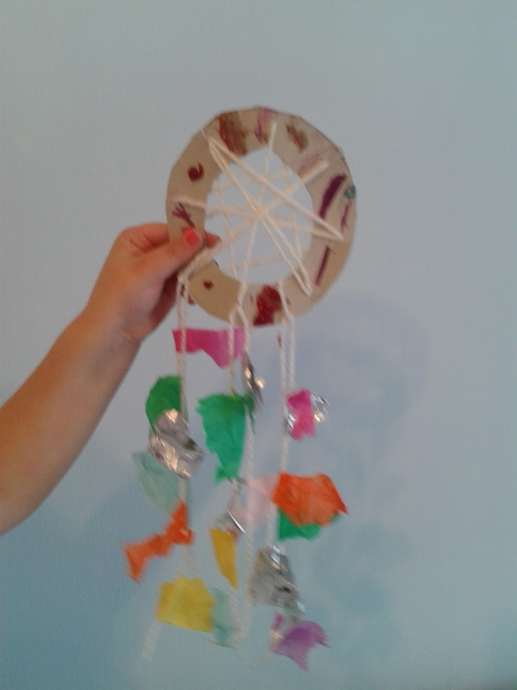 BFG dreamcatcher activity