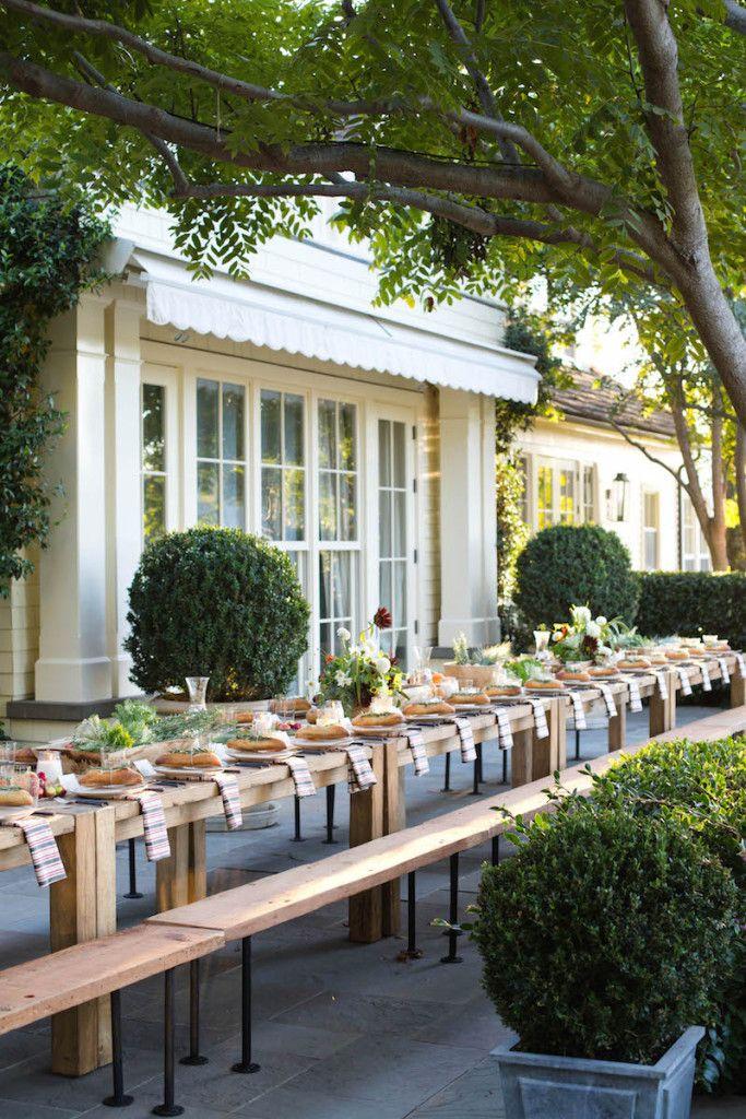 Autumn Entertaining: A FEED Supper with Lauren Bush Lauren – The Decor - Rip & Tan