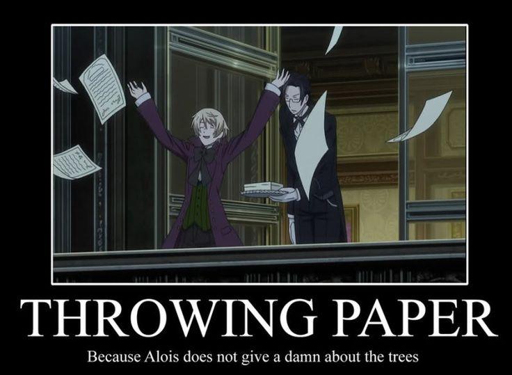 Black Butler Funny Quotes | Funny Cute Photo Page Black Butler Kuroshitsuji Guild