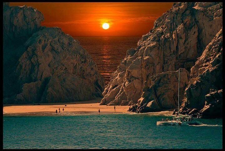 Cabo, San lucas @ Mexique