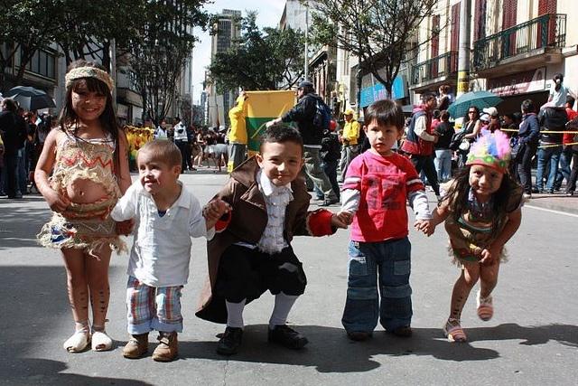 Alex Cruz- Comparsa Niños, via Flickr.