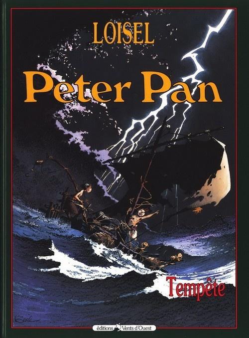 Peter Pan - Tome 3 Tempête - Loisel