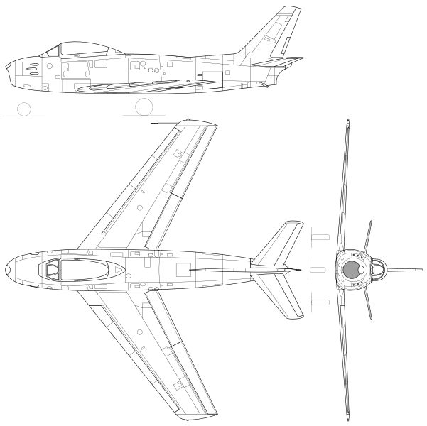 841 Best Images About Aircraft 3 View Scale Drawings On