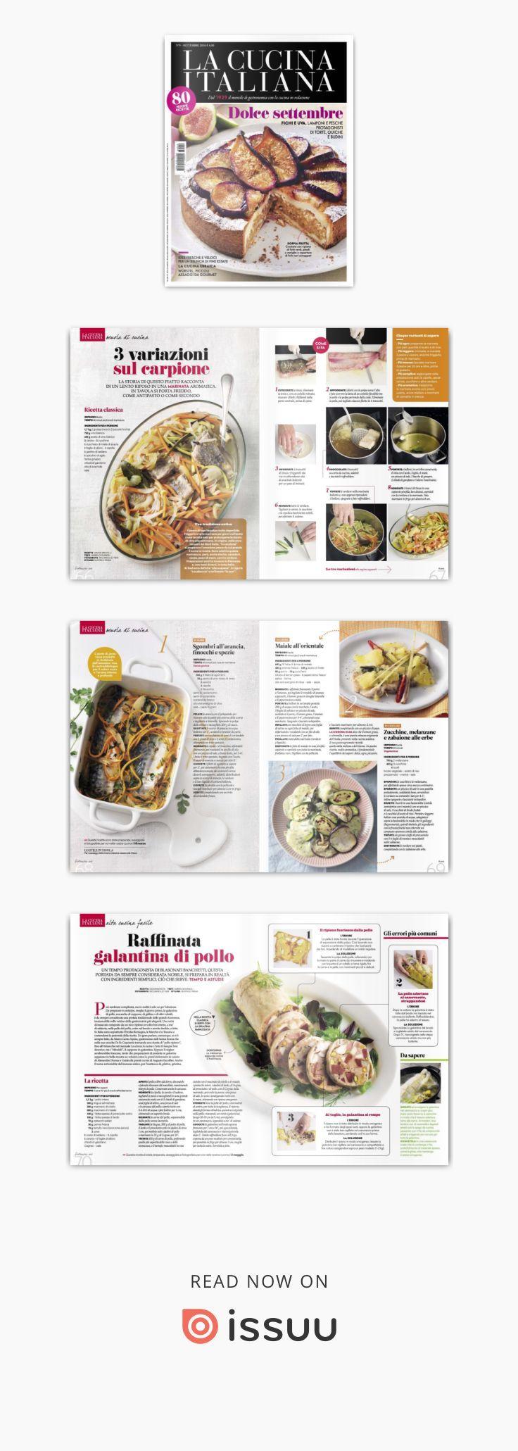 La cucina italiana 2016 09