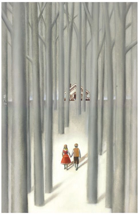 """""""Hansel and Gretel"""" by W.C. Burgard"""