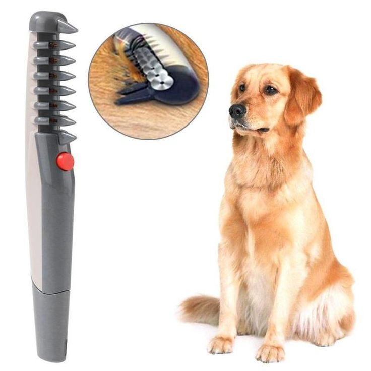 Antiknot grooming comb grooming comb pet hair removal