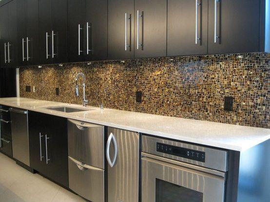 beautiful mosaic glass tile kitchen backsplash wwwshebuildsitcom - Glass Tile Castle Ideas
