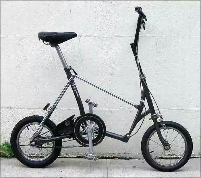 Bridgestone folding bike