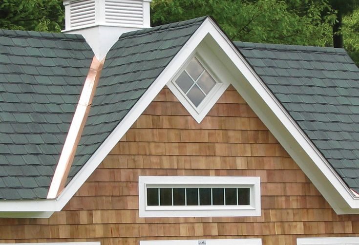 Reverse dormer reverse gable dormer rooflines and for Shed with dormer