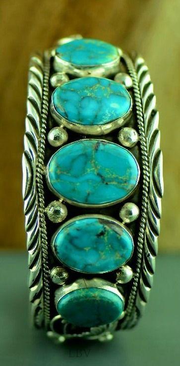 Turquoise cuff | LBV ♥✤