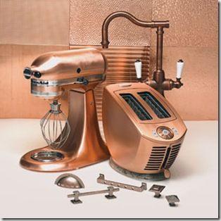Best 20+ Copper appliances ideas on Pinterest | Copper kitchen ...