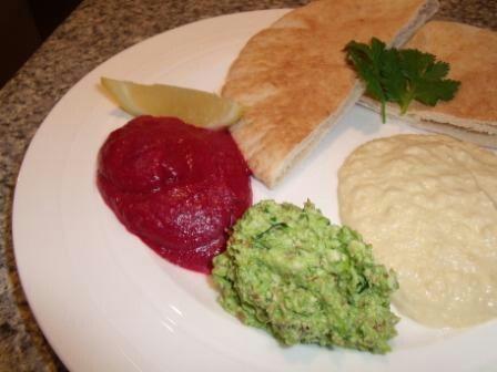Beetroot dip, vegan http://australian.food.com/recipe/beetroot-dip-beet-dip-346743