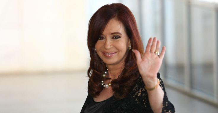 A presidente da Argentina, Cristina Kirchner, é viúva e sucessora do ex-presidente Néstor Kirchner. Advogada e ex-senadora, ela é a primeira mulher eleita por voto direto para a presidência argentina. Em 2011, Cristina foi reeleita