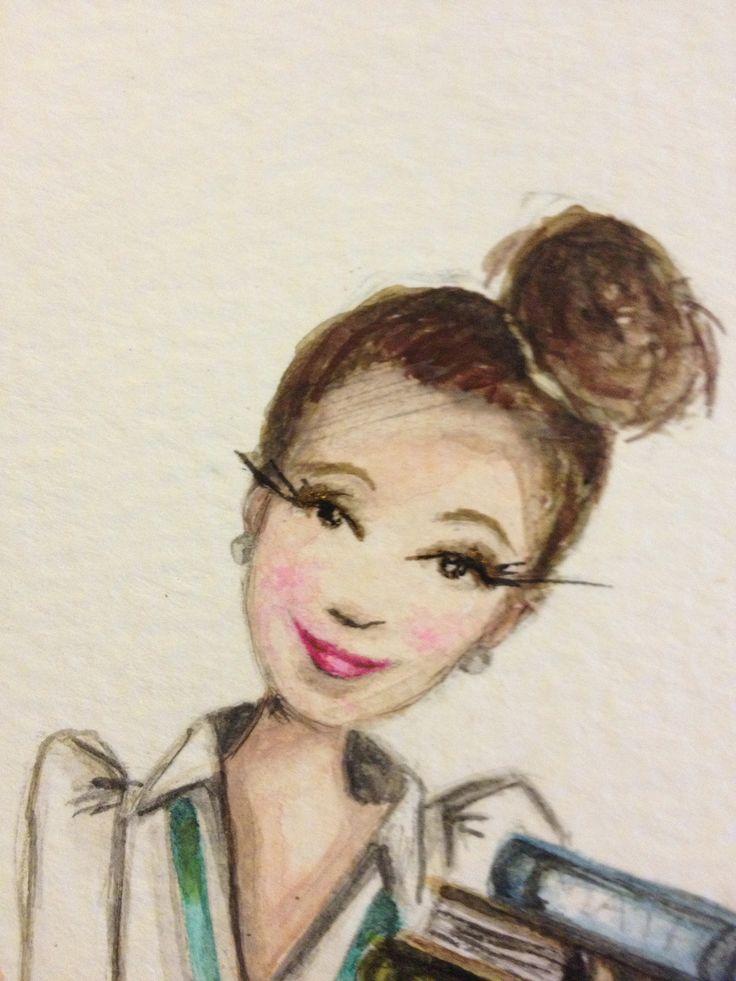 Fashion Illustration | Carrie Beth Taylor | www.carriebethtaylor.com