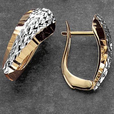 SONO DI'ORO Bonded Gold Earrings   Sears Canada - Nan