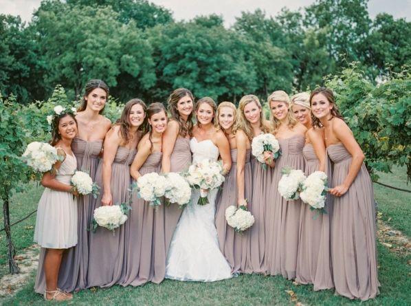 Beige Bridesmaid Dresses Style R101 Short: 25+ Best Taupe Bridesmaid Ideas On Pinterest