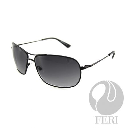 FERI London - Black - Manufactured in Italy, Made of Monel, UV 400  $640  #sunglasses #shades